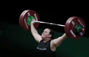 В Олимпийских играх впервые в истории примет участие трансгендер