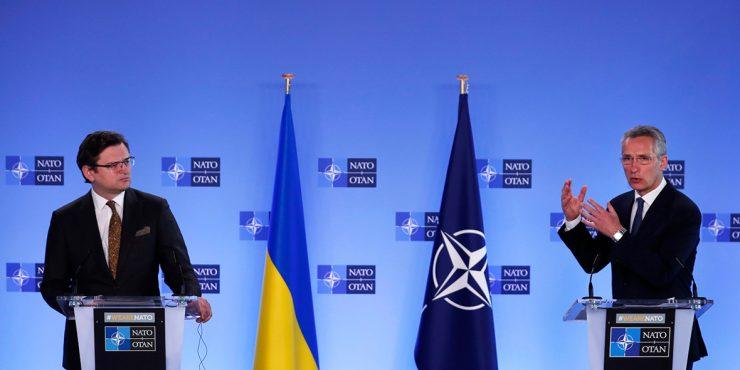 Америка поддерживает вступление Украины в НАТО