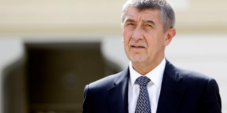 Премьер и глава Минюста Чехии разошлись в числе версий взрыва во Врбетице