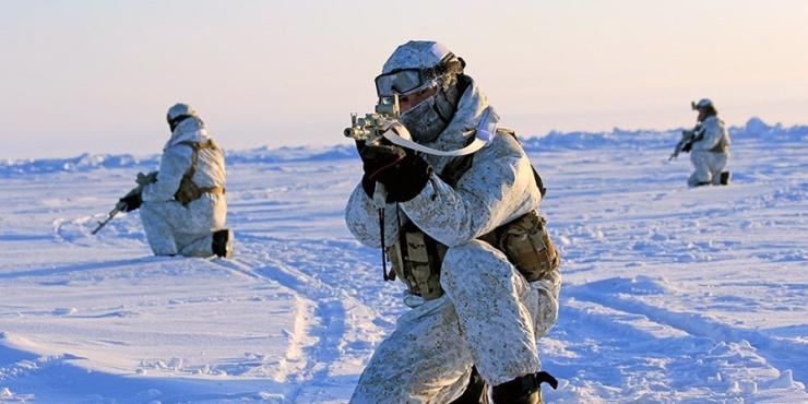 Усиление военного присутствия Российской Федерации в Арктике начинает сильно беспокоить НАТО