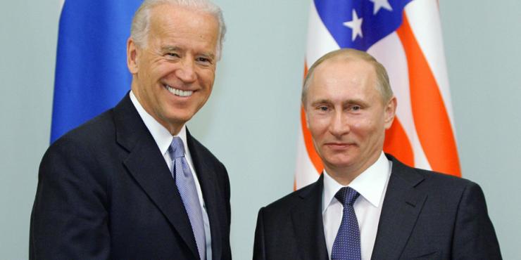 Блинкен: Джо Байден собирается обсудить стабилизацию отношений с Владимиром Путиным