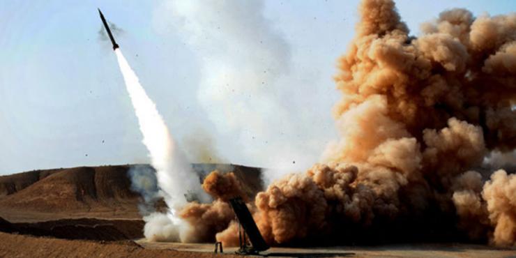 Израильский вертолет нанес ракетный удар к югу от Дамаска