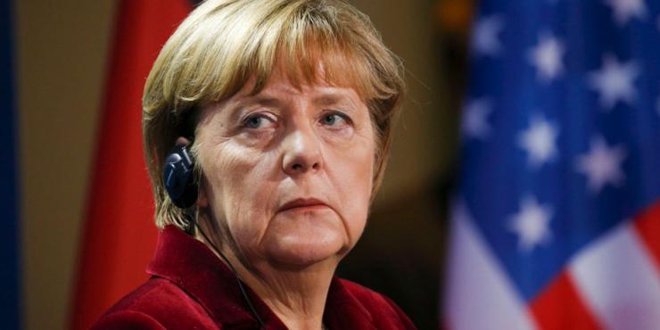Меркель считает, что «агрессивное поведение» России изменяет баланс сил в мире