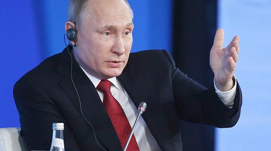 Путин заявил, что нет оправдания тем, кто «замышляет агрессивные планы» против России