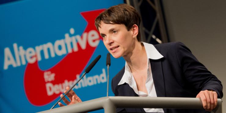 Одна из партий Германии выступила с призывом отменить санкции против России