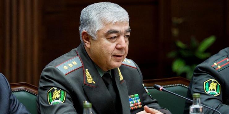 Министерство обороны Узбекистана отрицает слухи о размещении войск США в стране