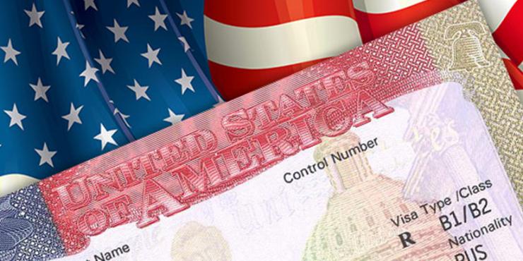 Посольство США с 12 мая прекратило выдачу виз в России