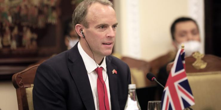 МИД Британии: Российская Федерация и Китай своими действиями в киберпространстве угрожают демократии