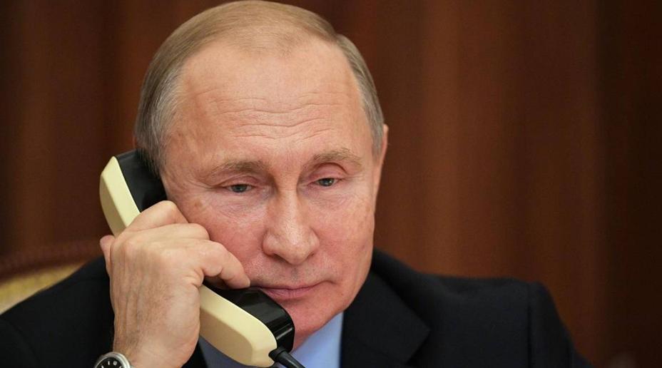 Путин и Пашинян обсудили ситуацию, произошедшую в Нагорном Карабахе