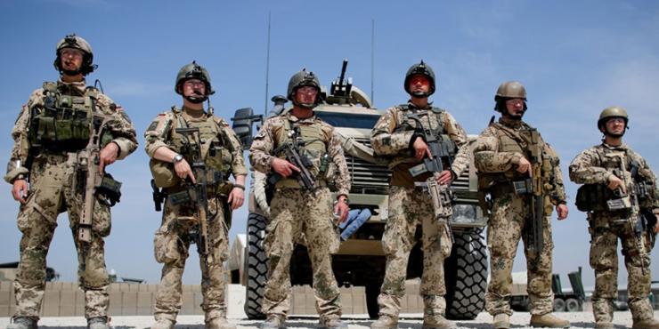 Правительства США и Греции планируют заключить договоренность о размещении военных баз