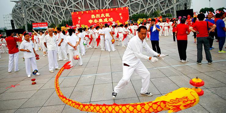 США призывает остальных к дипломатическому бойкоту будущей олимпиады в Пекине