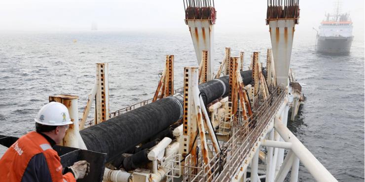 Сенаторы США рассчитывают на восстановление санкций против «Северного потока-2»