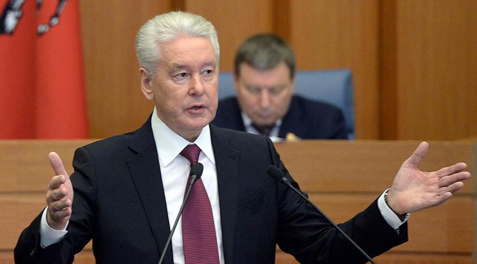 Собянин заявил о достойной борьбе с пандемией COVID-19 в Москве