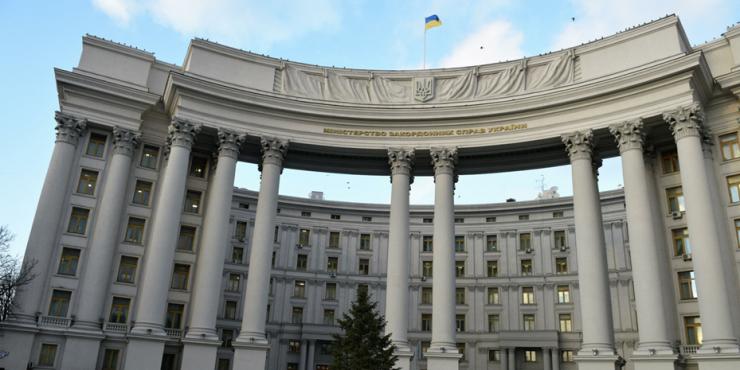 МИД Украины назвал причиной нехватки воды в Крыму его милитаризацию Россией