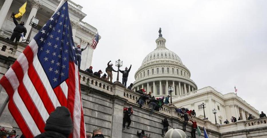 После штурма Капитолия уволились более 70 полицейских