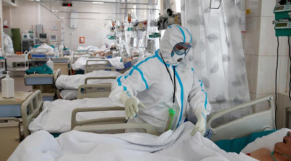 Мишустин поручил выделить 25 миллиардов рублей на помощь больным COVID-19