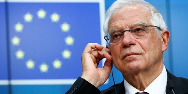 Боррель призвал провести международное расследование инцидента с самолетом в Минске