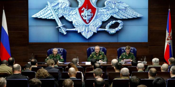 Министерство обороны России: в Сирии готовят провокации с химическим оружием