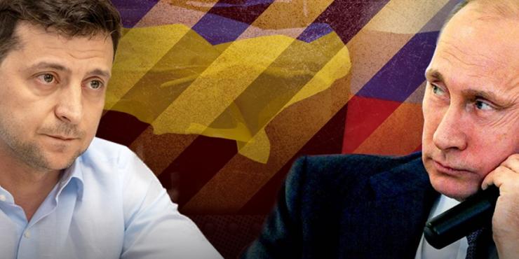Песков: Владимир Путин готов обсудить ситуацию по Крыму с Владимиром Зеленским