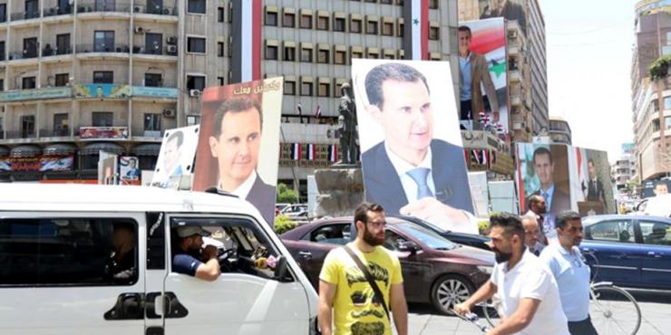 В Сирии началось голосование на выборах президента