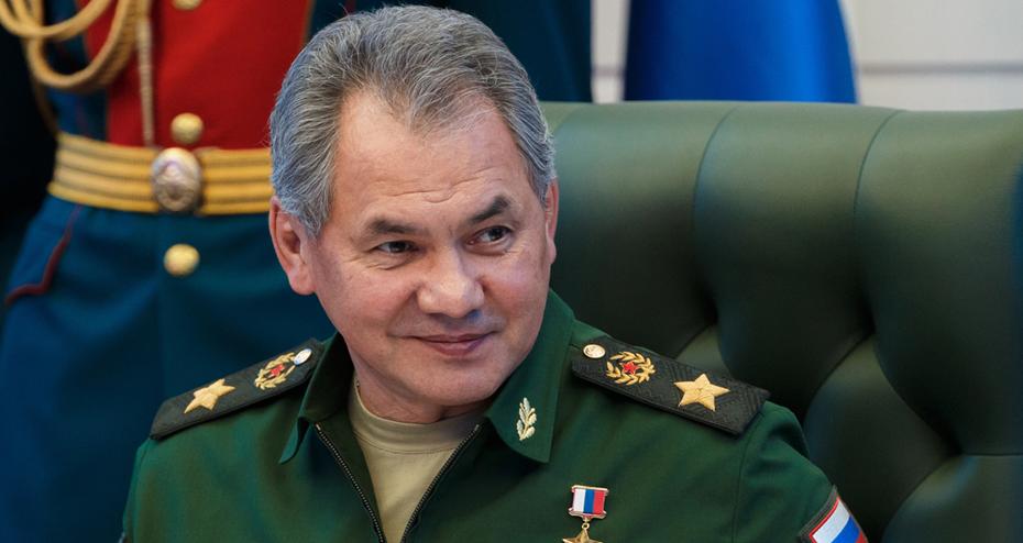 Шойгу обсудил Карабах с министром обороны Армении