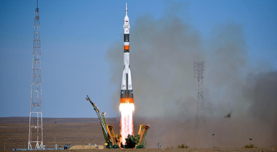 «Роскосмос» перенес запуск ракеты «Союз» со спутниками OneWeb
