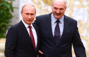 Переговоры в Сочи между Владимиром Путиным и Александром Лукашенко завершились