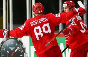 В четвертьфинале ЧМ по хоккею российская сборная сыграет с канадцами