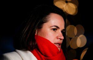 Тихановская предложила провести конференцию по белорусскому кризису в Австрии