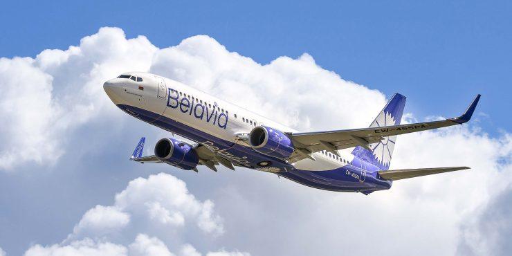 ЕС хочет запретить «Белавиа» летать над Европой
