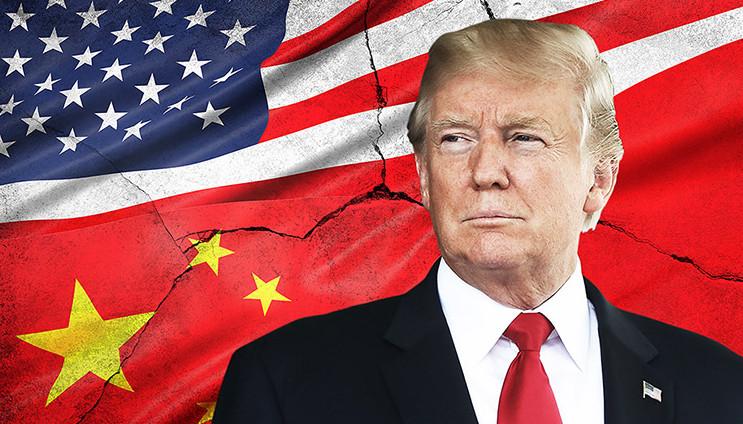 Трамп призывает мир потребовать у Китая 10 трлн долл. в качестве ущерба за пандемию коронавируса