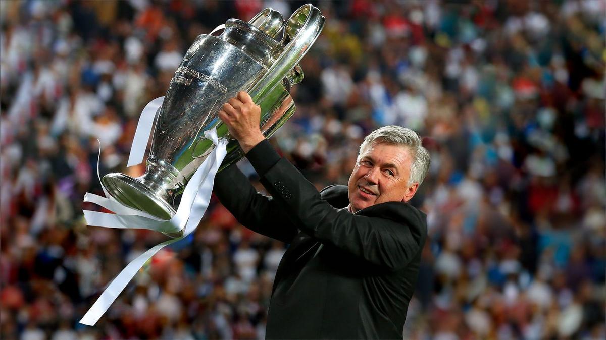 «Реал» вновь возглавит Анчелотти