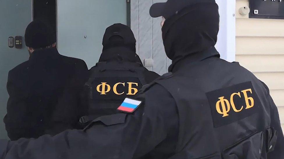 ФСБ выдворила из России агента СБУ