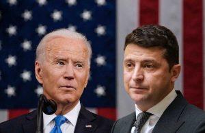 Байден встретится с Зеленским после саммита с Путиным