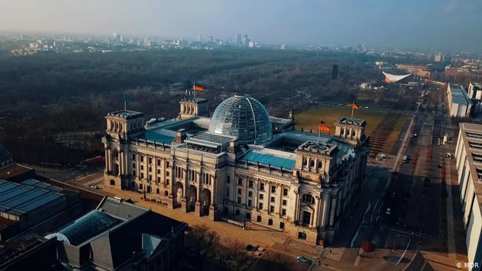 Бундестаг согласился с тем, что Россия не обязана кормить Украину