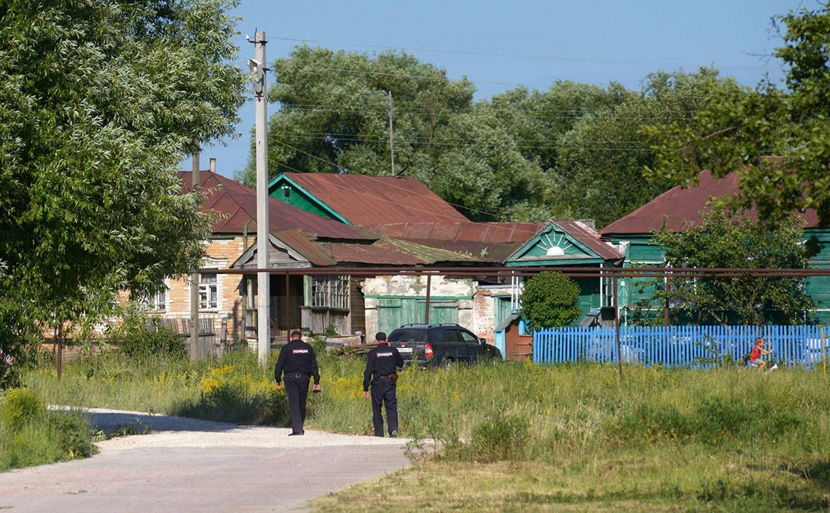 Стрельба по росгвардийцам в Ивановской области
