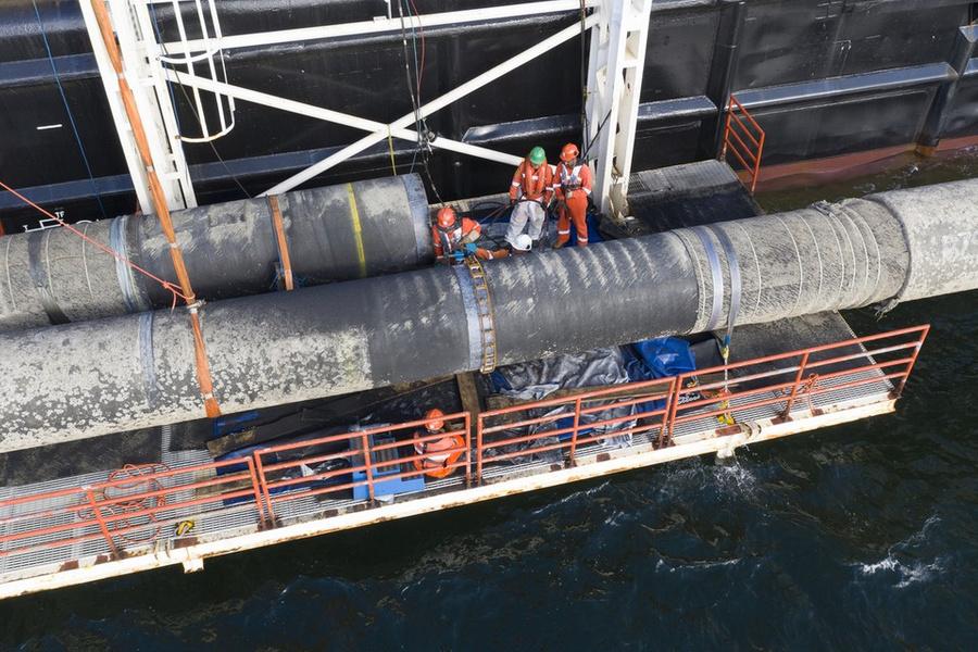 Оператор Nord Stream 2 AG подал заявку на сертификацию