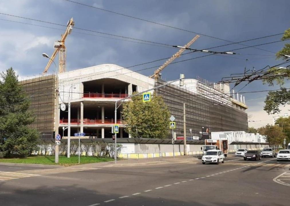В Москве завершена реконструкция советского кинотеатра «София»