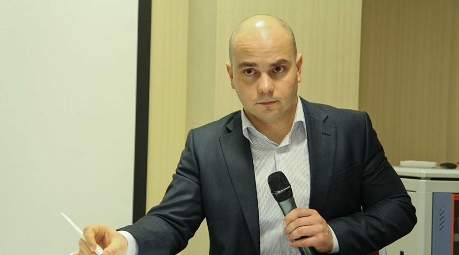 Бывшего директора «Открытой России» Андрея Пивоварова задержали в Пулково