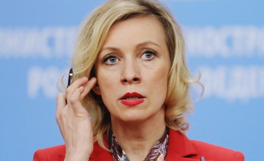 Захарова прокомментировала скандал с прослушкой в Дании, назвав его «вершиной айсберга»