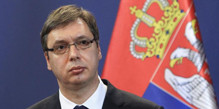 Александр Вучич: Сербия не собирается вводить санкции против России и Китая