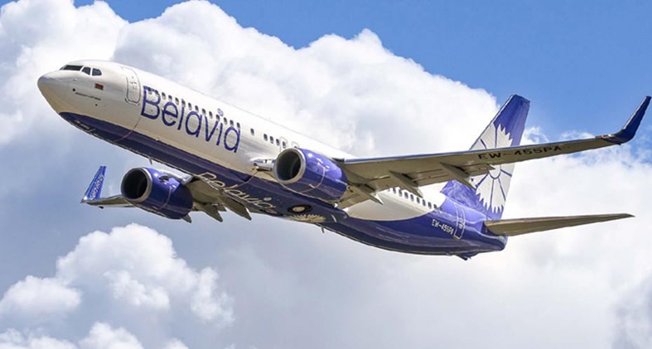 Самолет «Белавиа» вынужденно сел в Краснодаре из-за технических проблем
