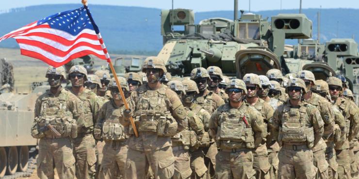 Министерство обороны США заявило, что американские военные никогда не будут «мягкими»