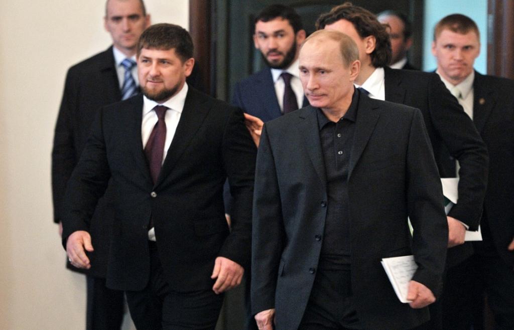 Путин пожелал Кадырову успехов на выборах лидера Чечни