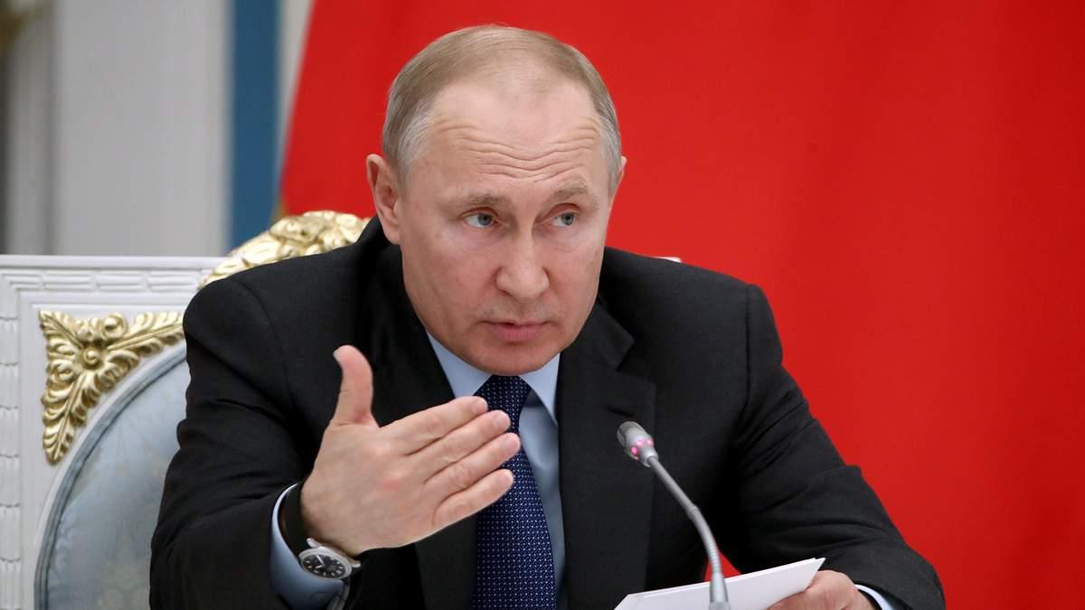 Путин не поддерживает обязательную вакцинацию