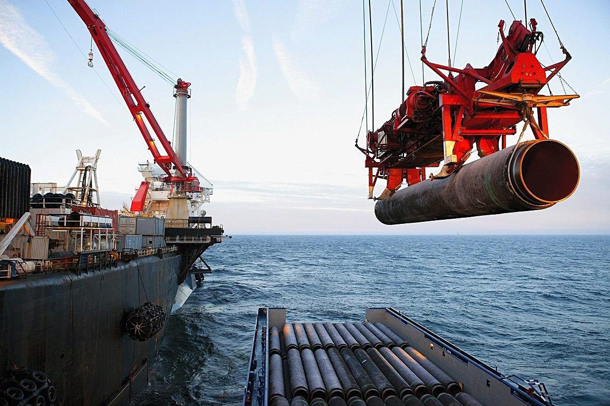 Германия готова к диалогу с Вашингтоном по «Северному потоку-2»
