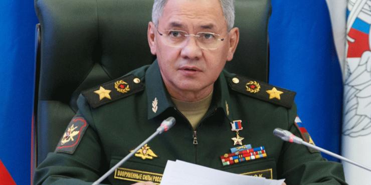 Шойгу заявил о принятии Россией мер для нейтрализации угрозы афганских террористов