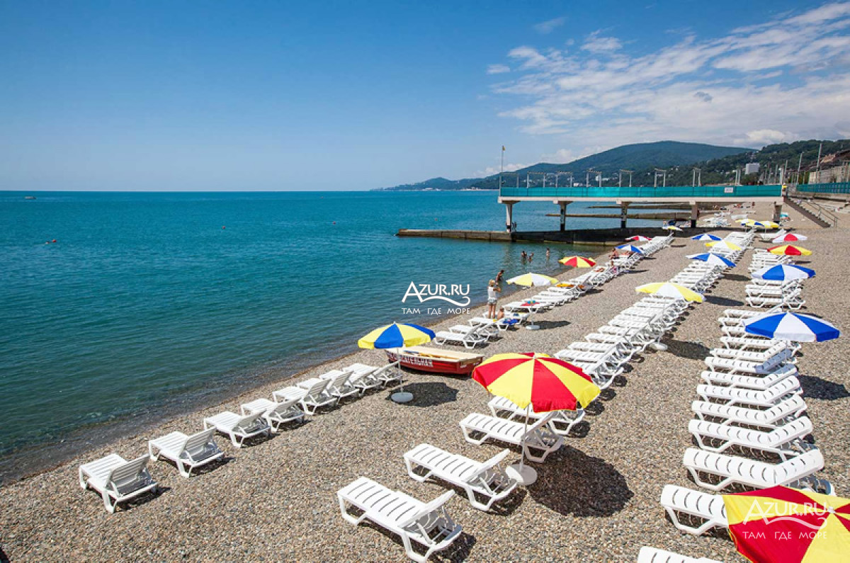 Санаторно-курортные пляжи полностью закрываются для посторонних