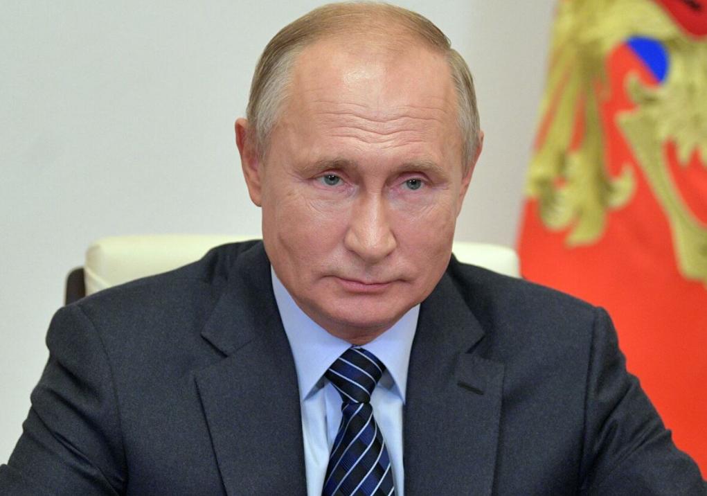 На сайте Кремля опубликована статья Путина о единых корнях русского и украинского народов