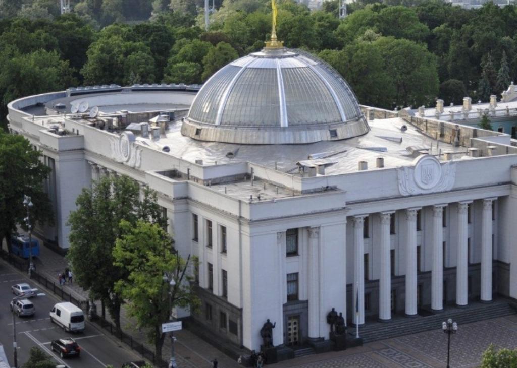 В Киеве силовики пытаются штурмовать Верховную Раду
